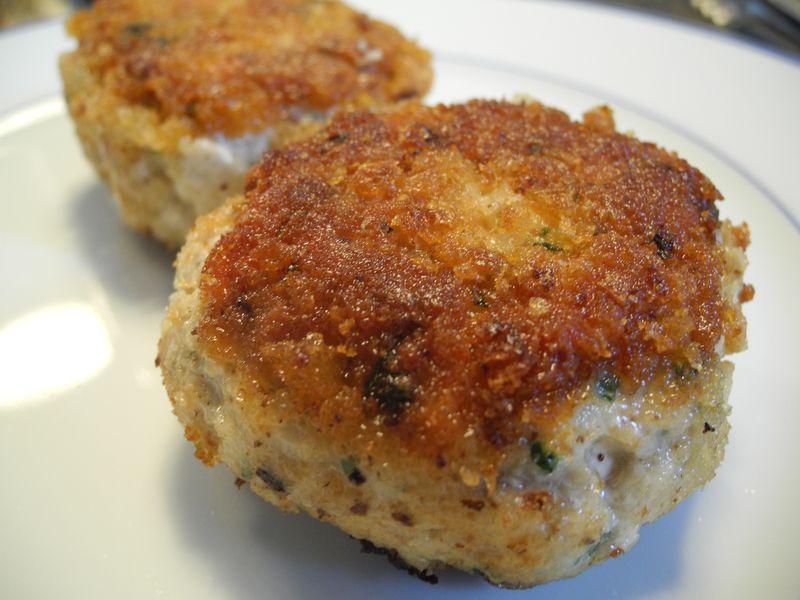 Jamie Oliver Crab Cakes